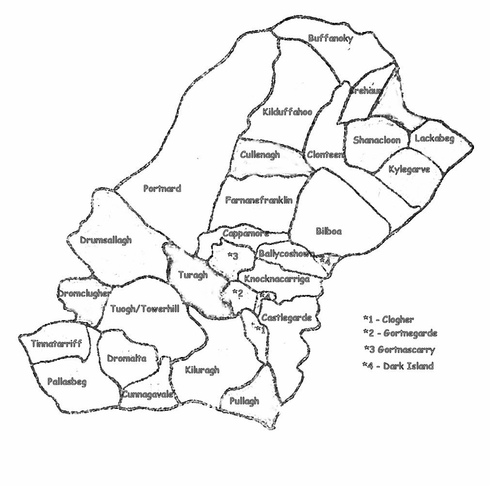 Image Result For Parish Map